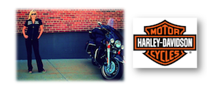 Rebecca at Harley website